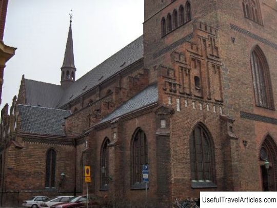 Fil:St Petri church Malmo Sweden 2.jpg